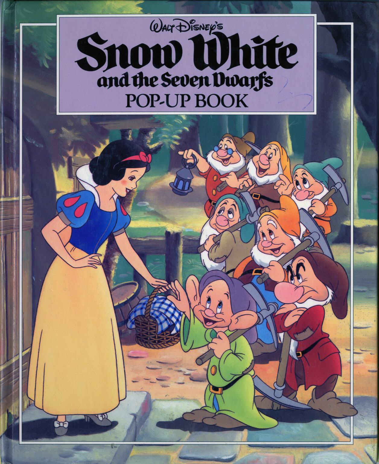 Snow white and the seven dwarfs story  porncraft picture