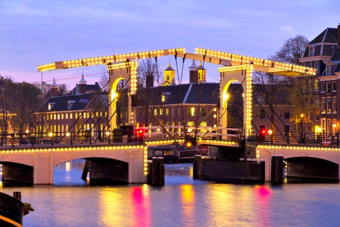 Noche Vieja Ámsterdam, Países Bajos