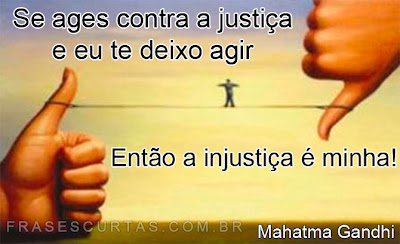 Frases sobre Justiça, Ética e Moral