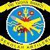 Logo Sekolah Artileri TNI AL - Kobangdikal