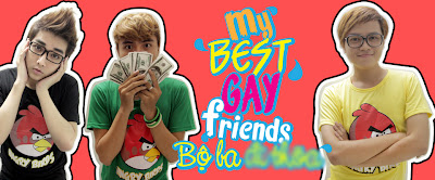 Bộ Ba Đĩ Thõa - My Best Gay Friends -