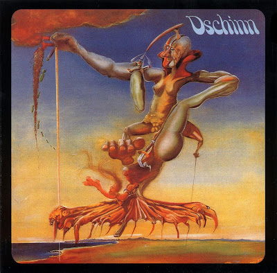 Dschinn - Dschinn (1972 Great German Psych Hard Rock - Wave)