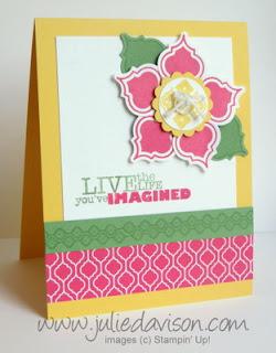 http://juliedavison.blogspot.com/2013/06/mosaic-madness-mosaic-punch-art-flower.html