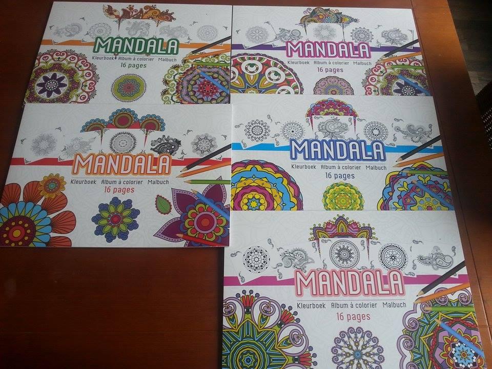 Perfectsweetcolors Zeeman Mandala Kleurboek Gastreview