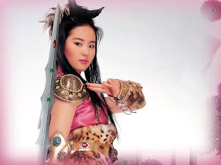 Crystal Liu Yi Fei (劉亦菲) Wallpaper HD 29
