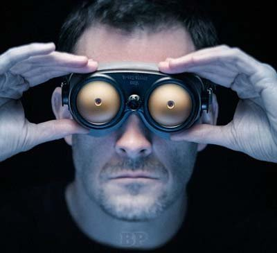 Glasses That Can See through Walls