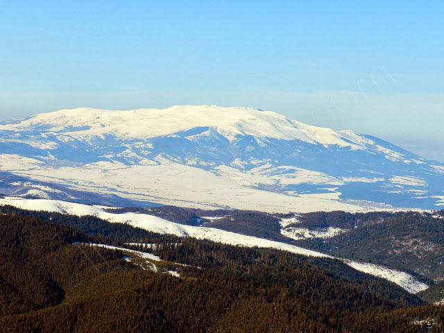 Winter in Rila mountain