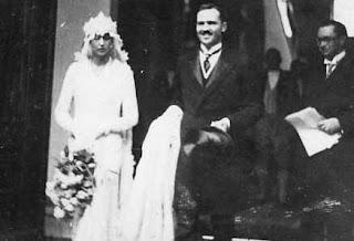 Mariage de la princesse Hilda de Luxembourg