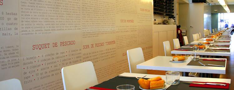 Life Style in Madrid: La Cuchara