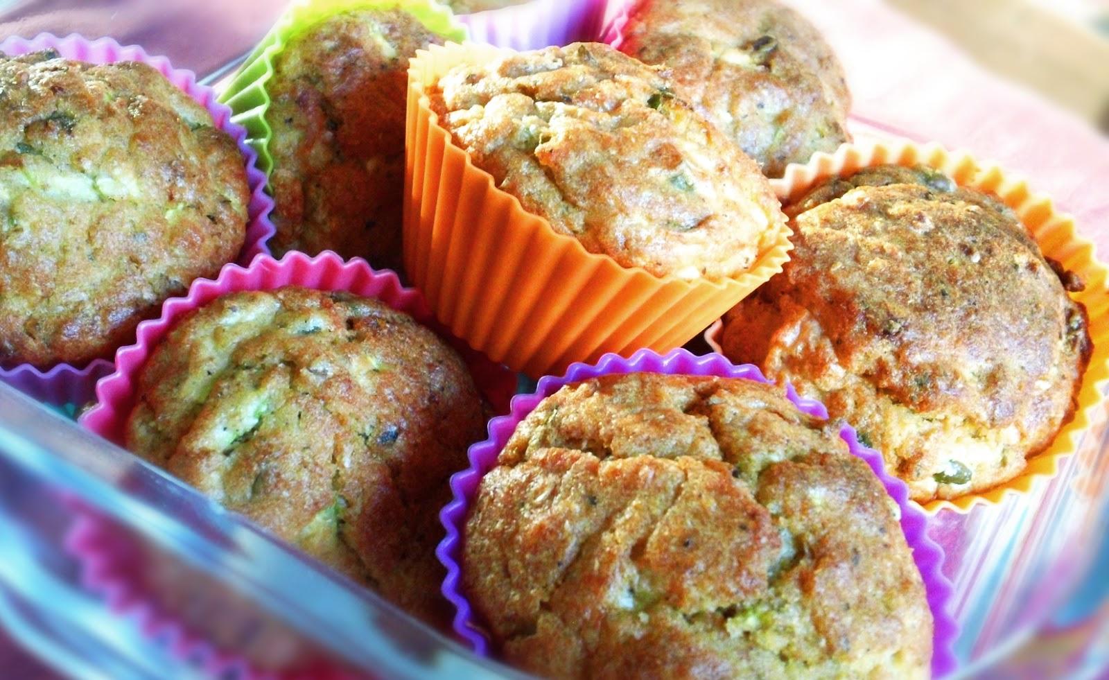 Sebzeli muffin tarifi — Görsel Yemek Tarifleri Sitesi ...
