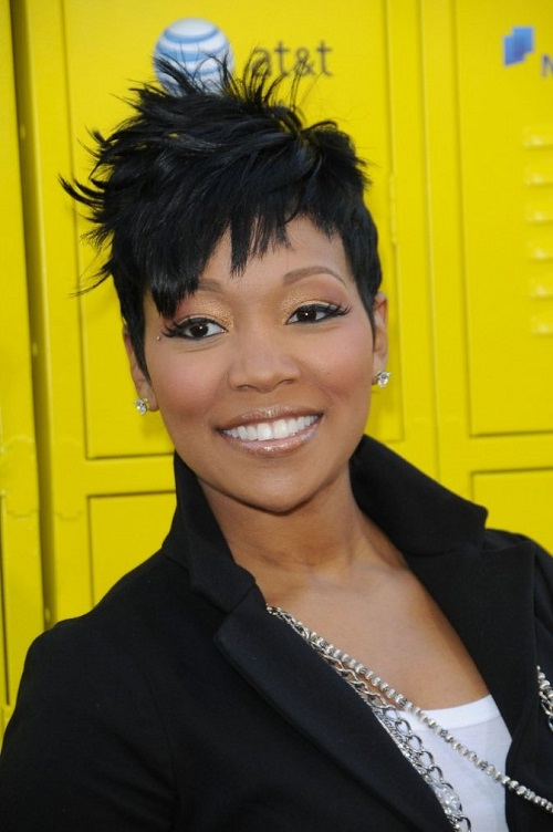 Trendy Short Hairstyles for Black Women Over 50