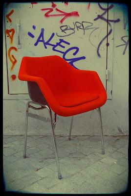 Vintagez vous mobilier - Chaise robin day habitat ...
