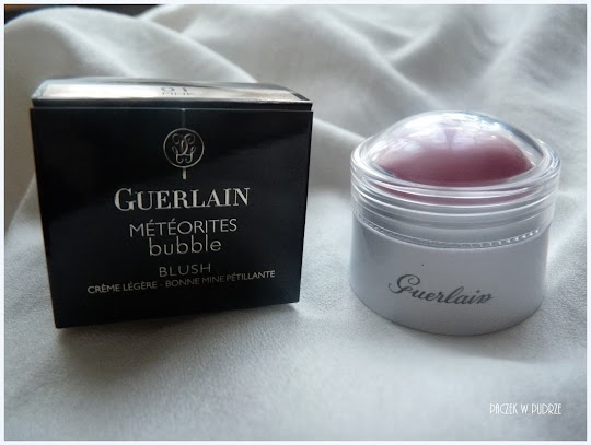 Guerlain, Bubble Blush 01 Pink