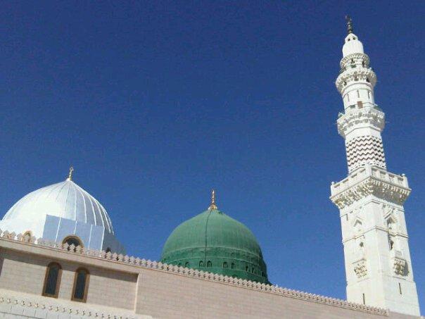 Menara Adzan Masjid Nabawi Pada Masa Rasulullah