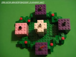 LEGO Advent Wreath, Celebrating Advent LEGO Style