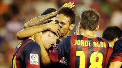 Vídeo Resumen: Valencia 2 Barça 3 (01/09/13)