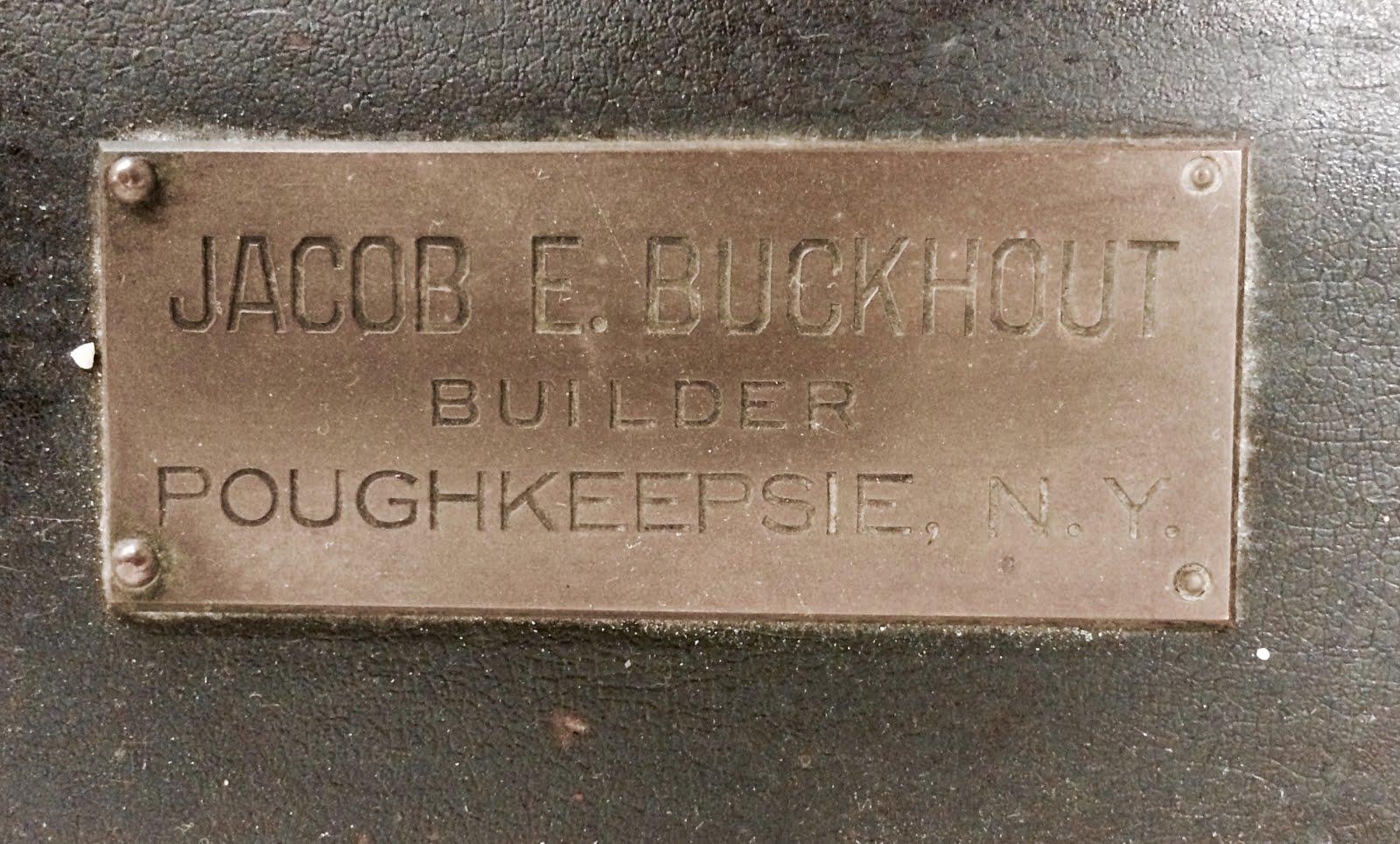 Jacob Buckhout