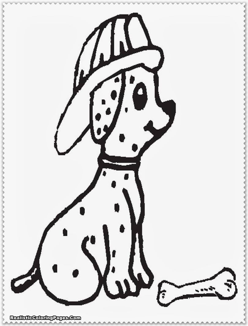 puppy coloring pages realistic coloring pages