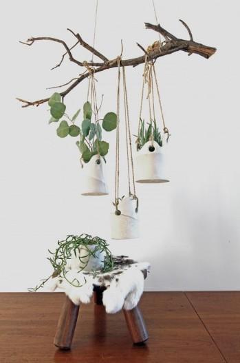 Du design pour les plantes d 39 int rieur for Lampe pour plante d interieur