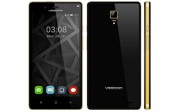 Videocon Infinium Z55 Krypton - Full Details