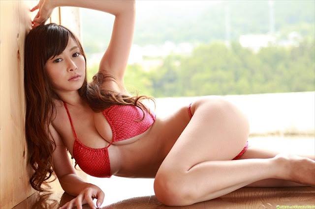 ExciteBlog » Anri Sugihara - New Sexy Pics_886