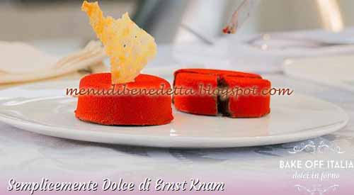Semplicemente Dolce ricetta Bake Off Italia 2
