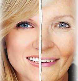 Vitaminas e a beleza da pele