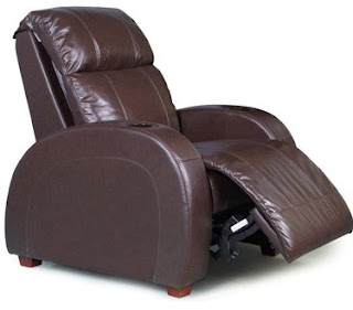 Marquis Power Recline Home Theater Seat from Row One