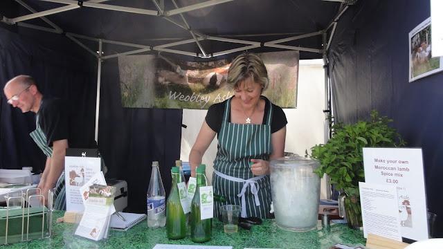 Mortimer Food Fair 2013