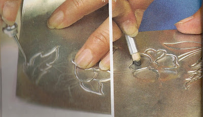 Manualidades velas decoradas en repujado Escanear0046