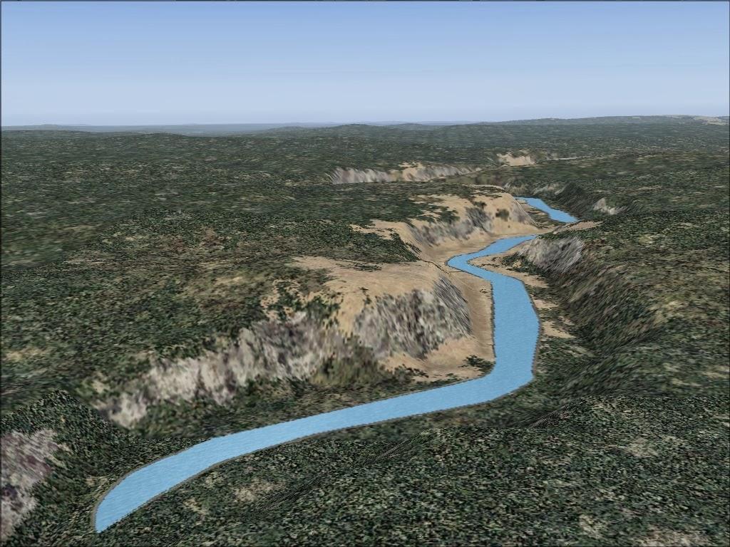 10 Sungai Terpanjang di Dunia