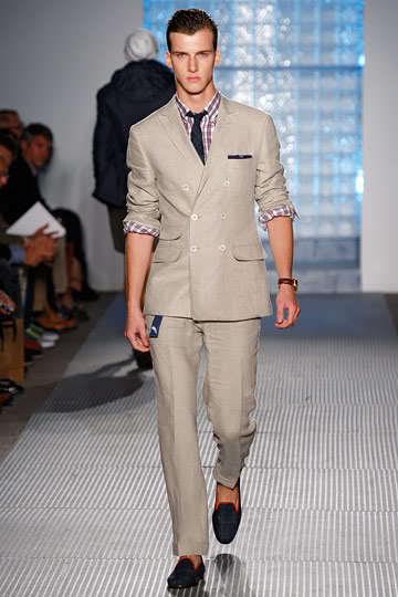 Men's shorts trends for spring and summer 2012