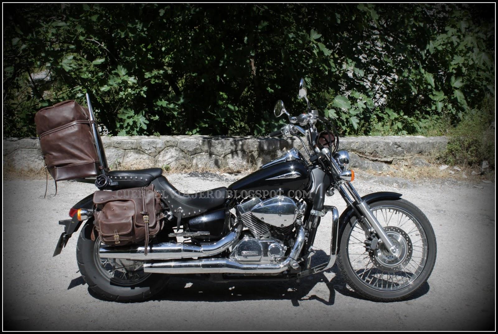 Honda Shadow Touring
