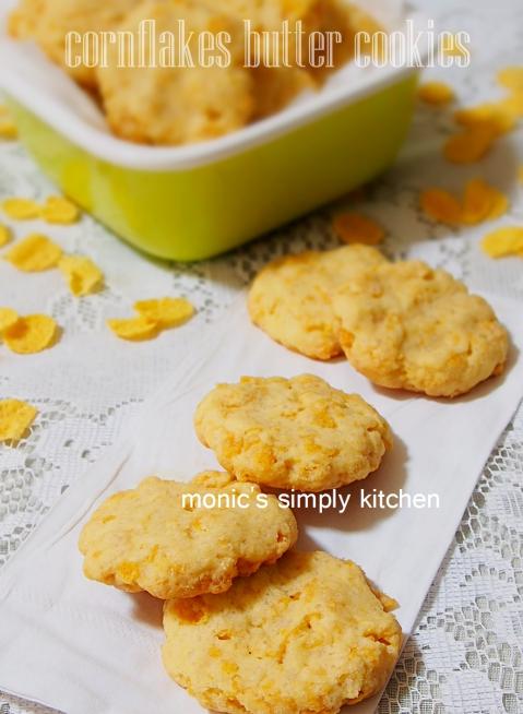 cornflake cookies resep