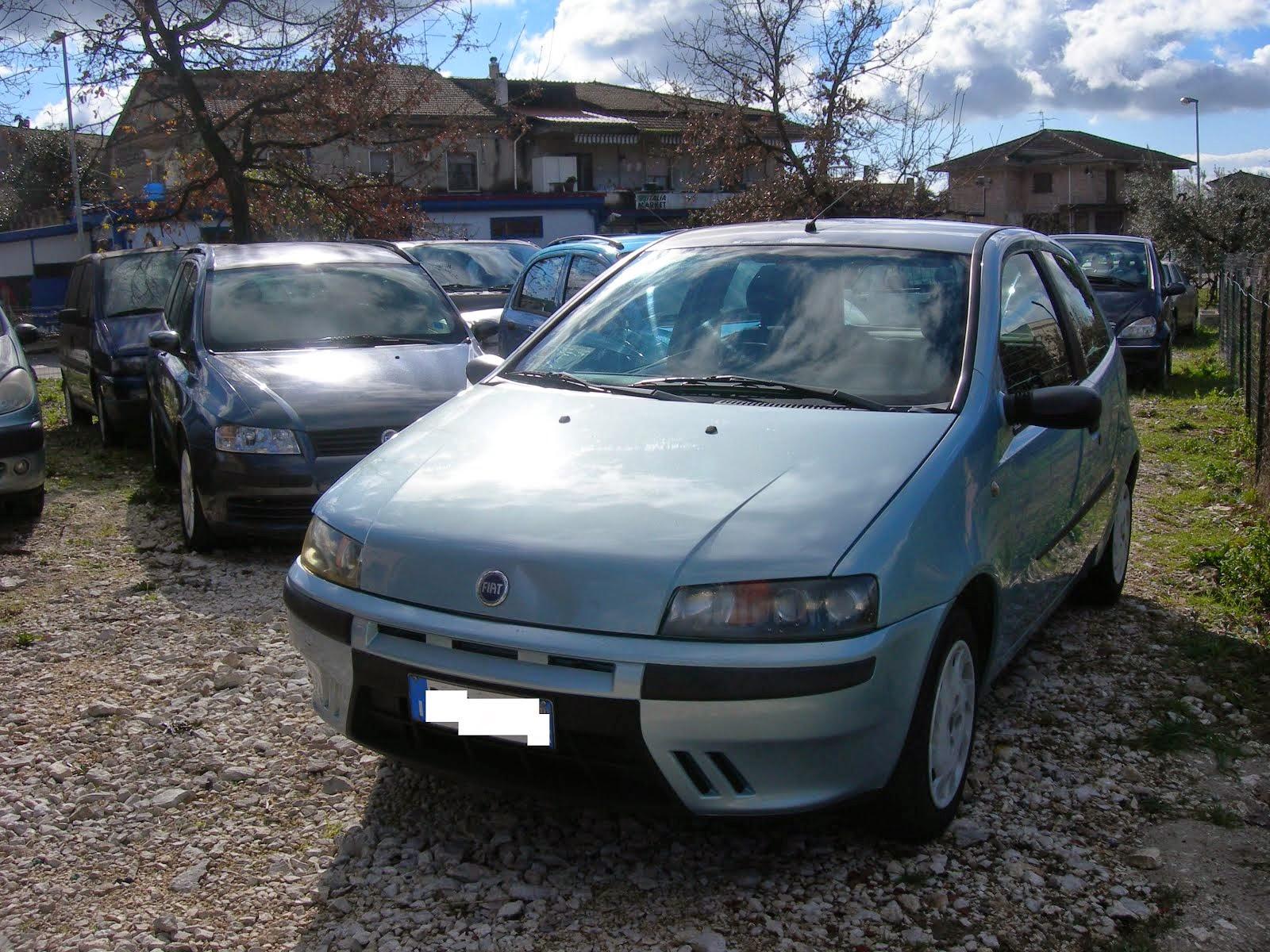 Fiat Punto 1.2 Anno 2002 con Clima -idroguida