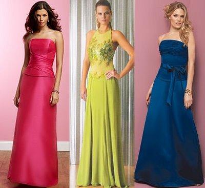 Mercado Moda: Modelos de vestidos para festas de casamento