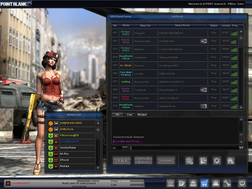 download patch terbaru pb offline