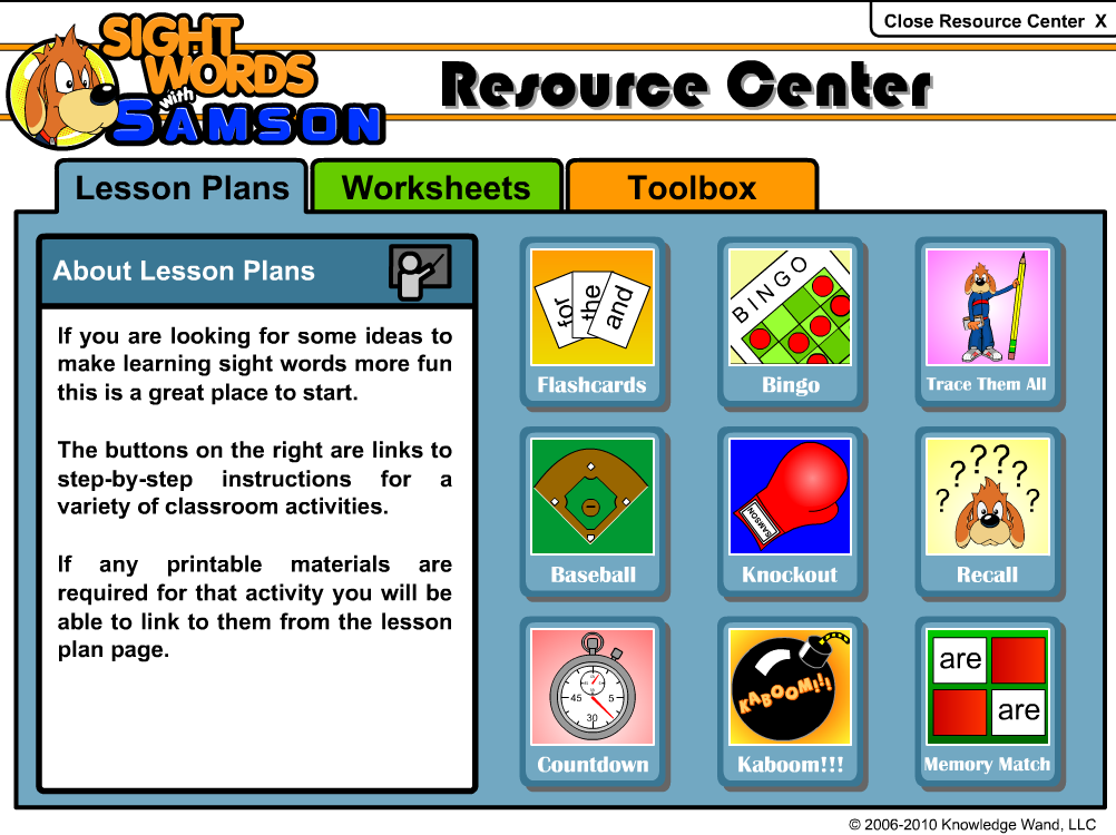 A Learning Journey: Schoolhouse Review: Samson\'s Classroom
