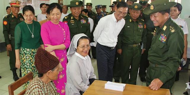 ကာလံု၊ ကာခ်ဳပ္ နဲ႔ ၂၀၀၈ အေျခခံဥပေဒ (Tu Maung Nyo)