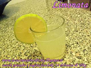 LIMONATA (+ video ricetta)