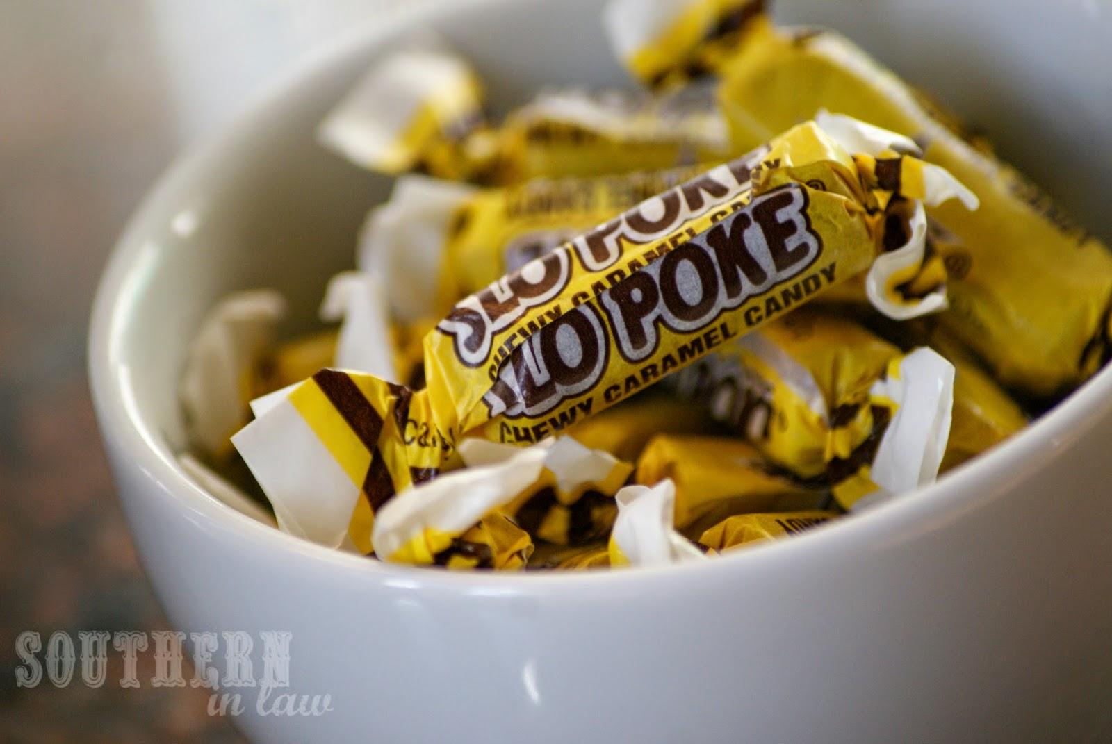 Slo-Poke Caramel Candy Gluten Free