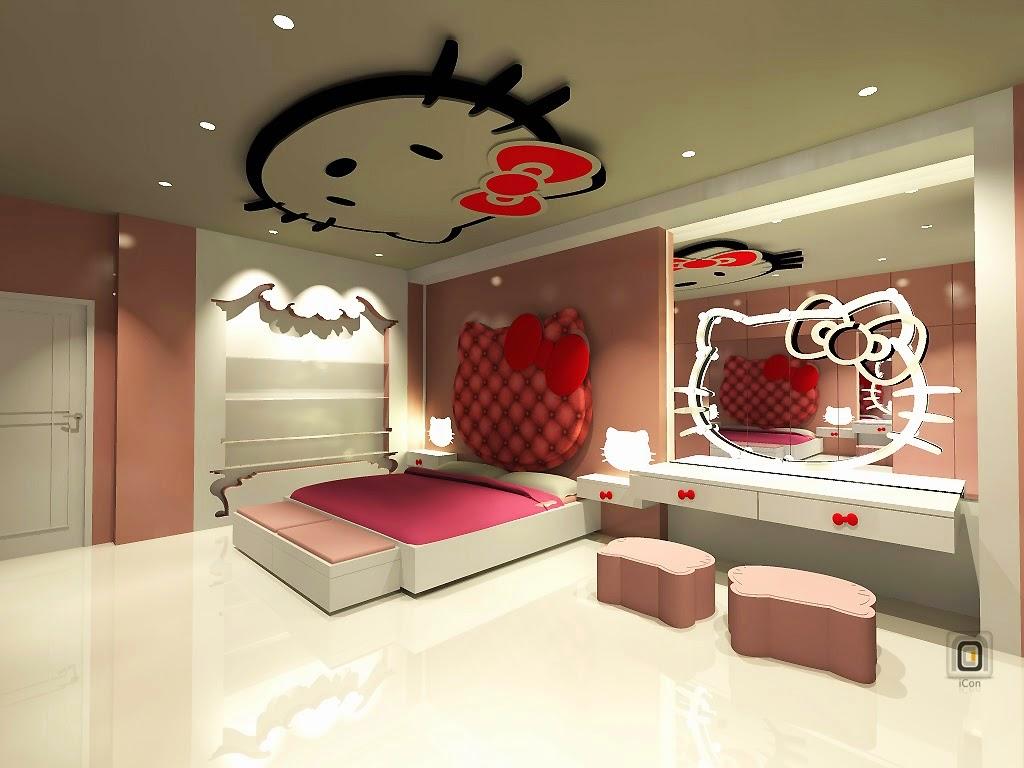 Hello kitty bedroom decor at walmart ~ entertainment news, photos ...