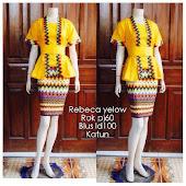 Dress Batik Katun DB 5096 Harga Reseller : Rp 85.000,-