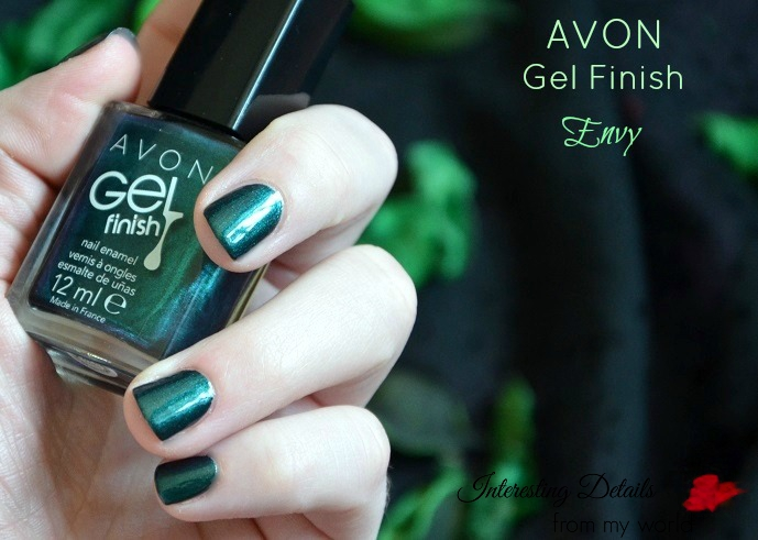 AVON GEL FINISH - ENVY