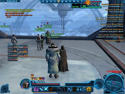 SWTOR - Warzone