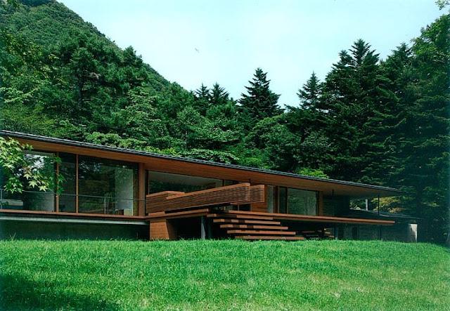 Simplicity love house in hanareyama japan kidosaki for Kidosaki house