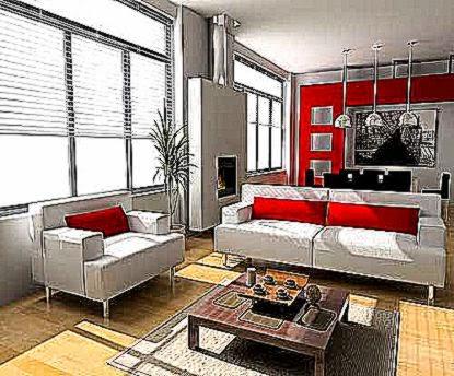 Contoh Desain Interior Rumah Minimalis dan Rumah Mungil