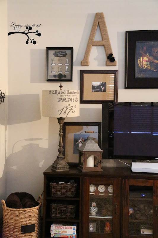 Pottery Barn Gallery Wall Shelves