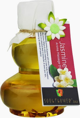 Buy Soulflower Jasmine&Rose Geranium Aroma Massage Oil 50% OFF Rs. 99 only at Flipkart.