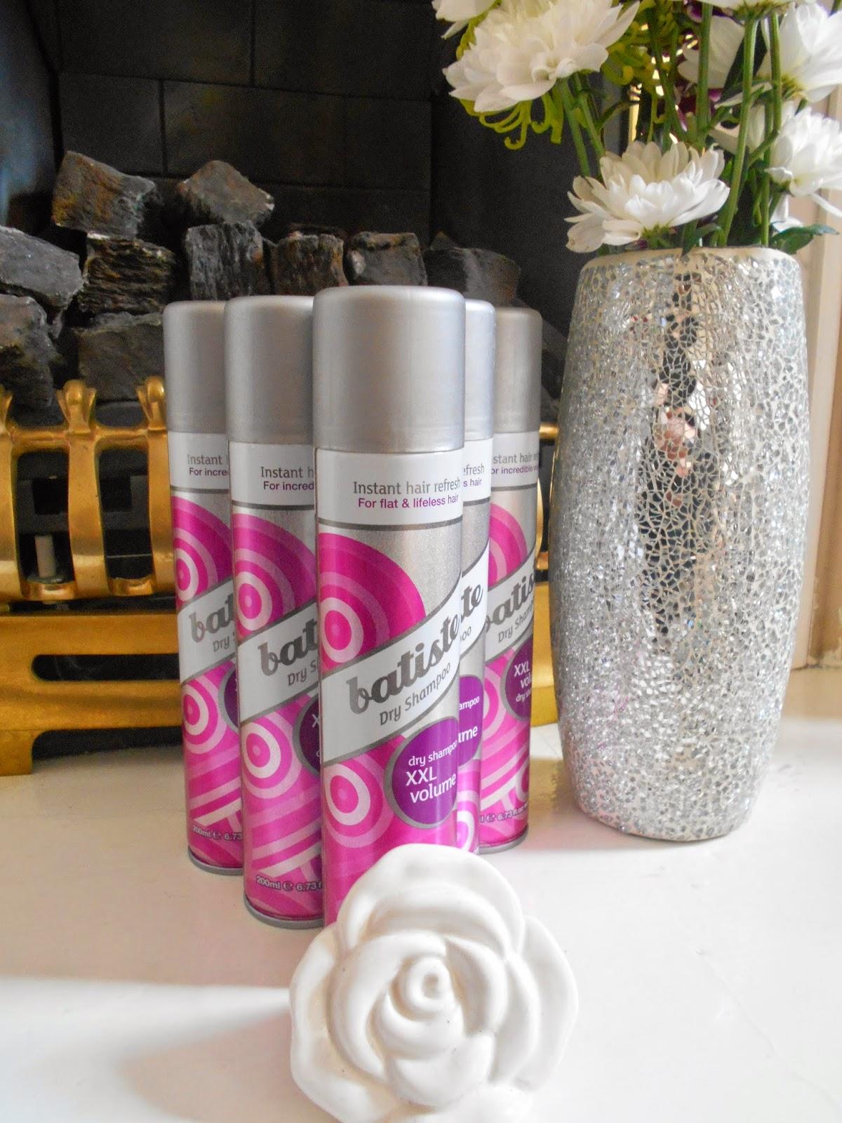 Batiste Dry Shampoo XXL